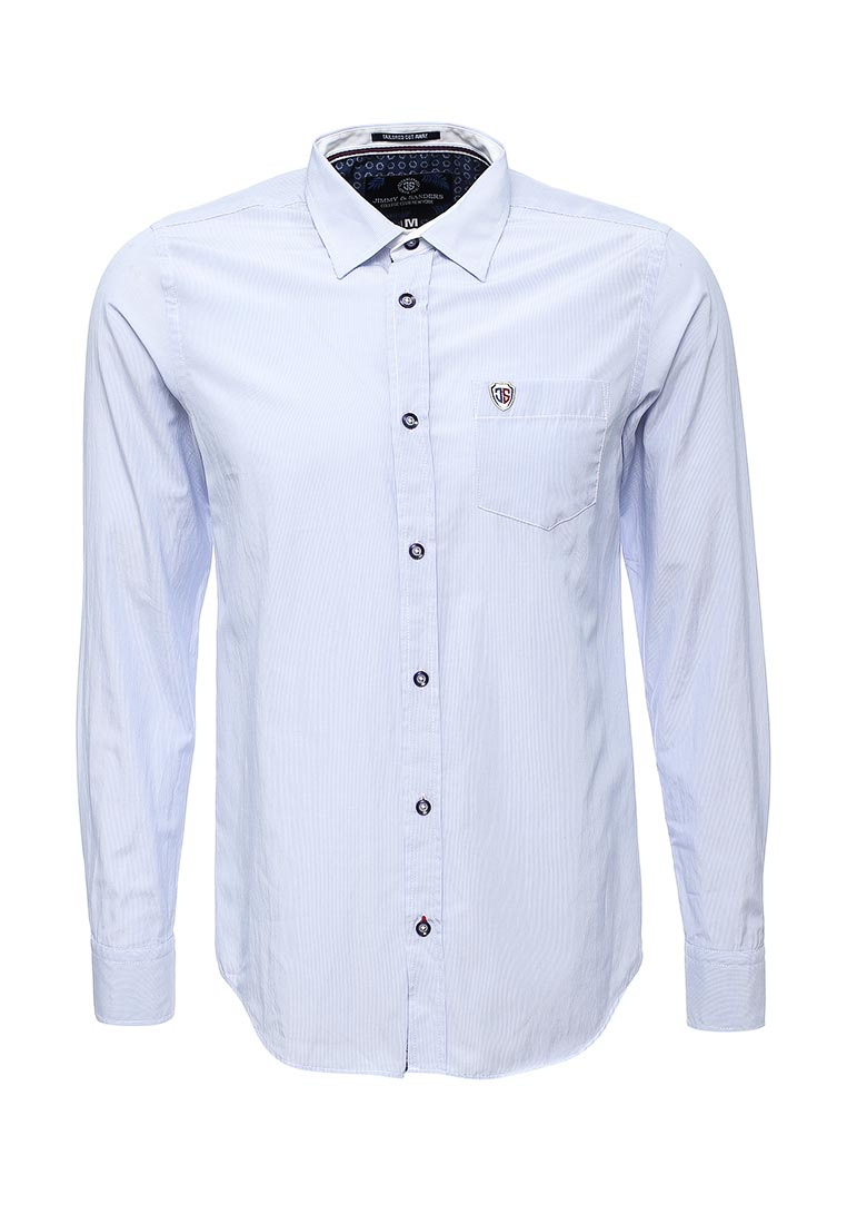 Рубашка с длинным рукавом JIMMY SANDERS JSSH1003