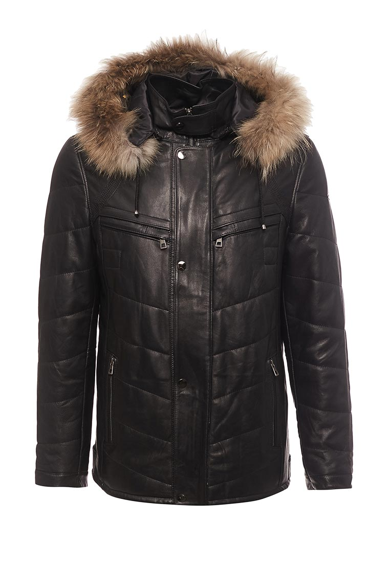 Кожаная куртка JIMMY SANDERS 18F CTM22007