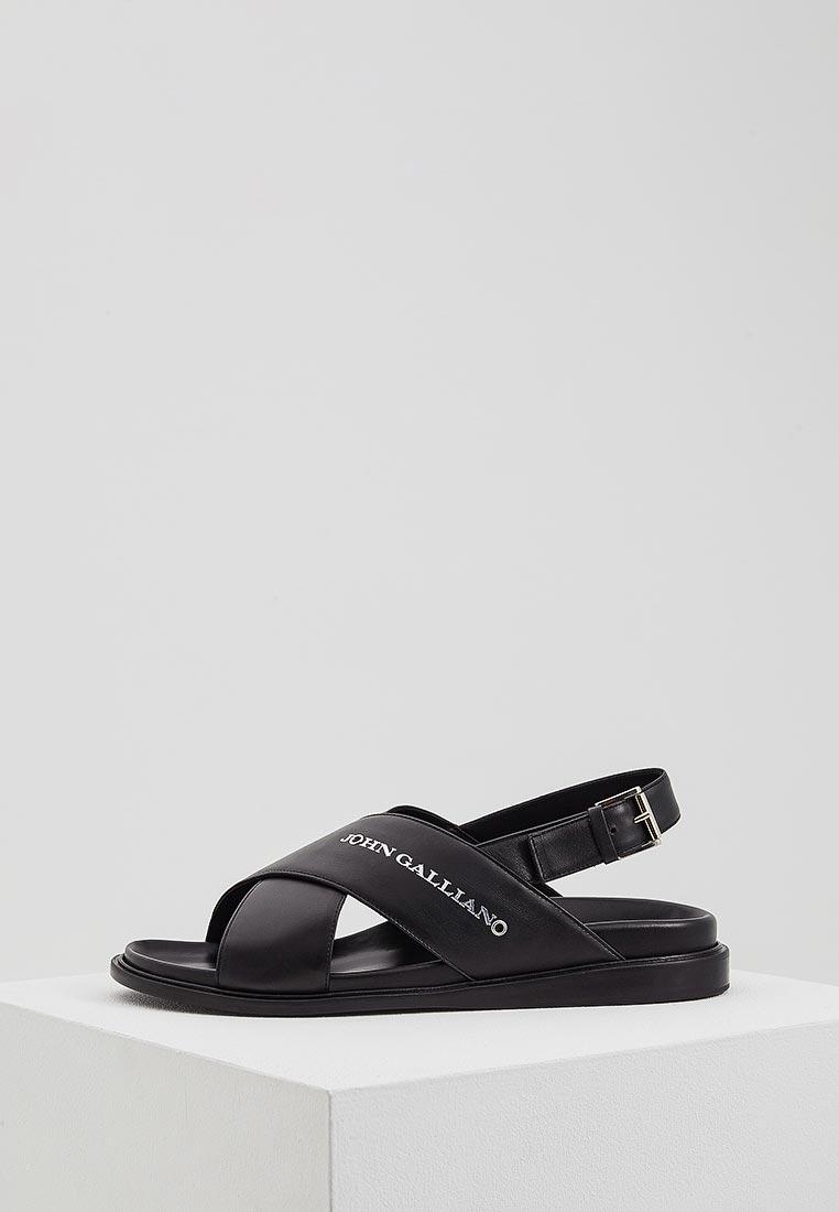 Мужские сандалии John Galliano 4725