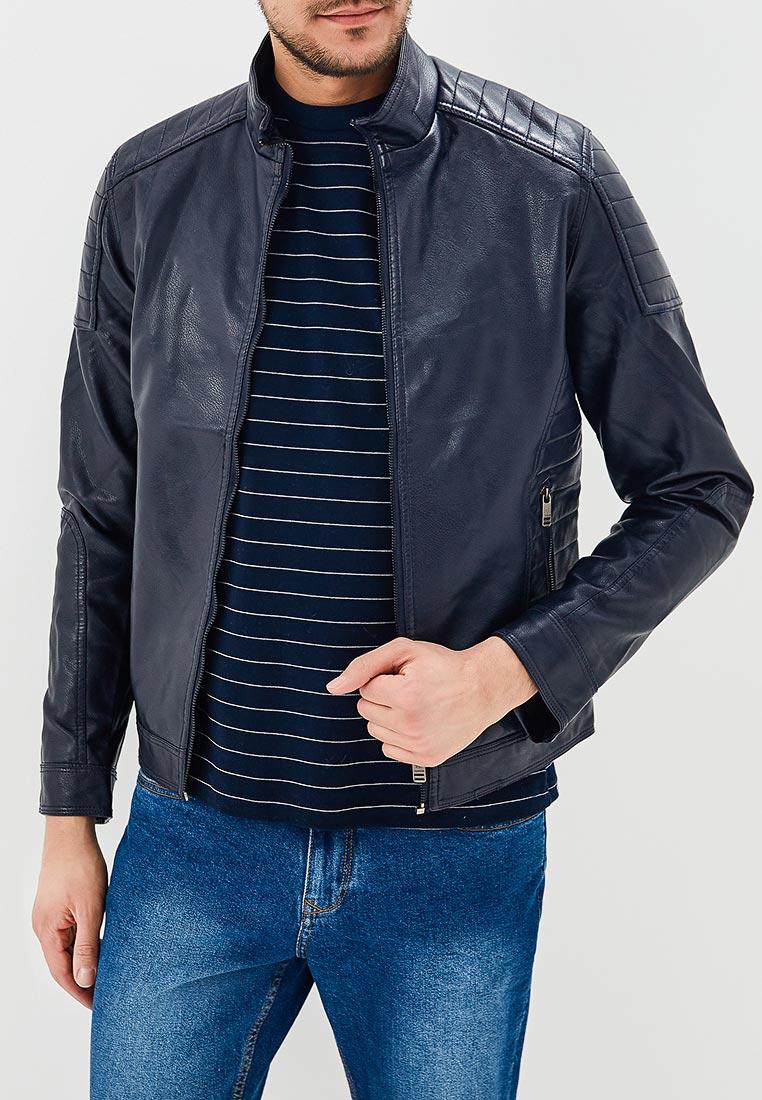 Кожаная куртка Justboy B008-88701