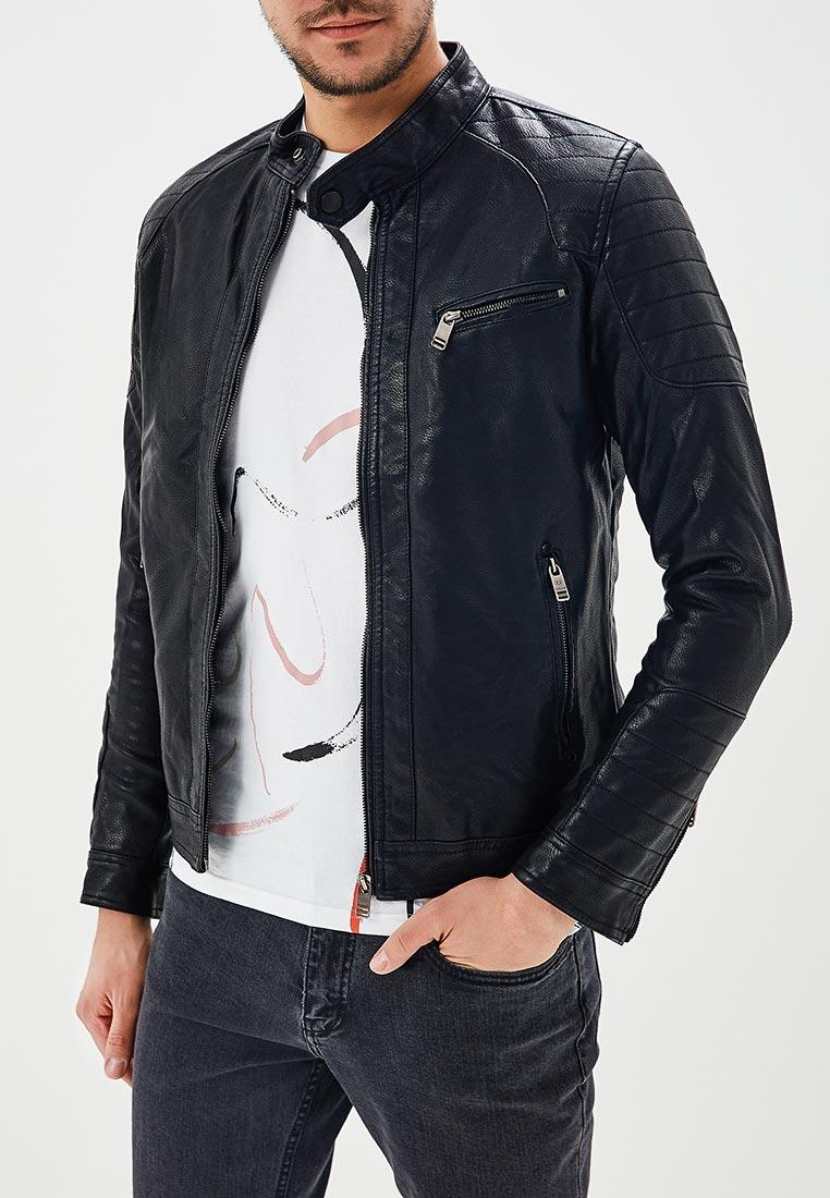 Кожаная куртка Justboy B008-88702