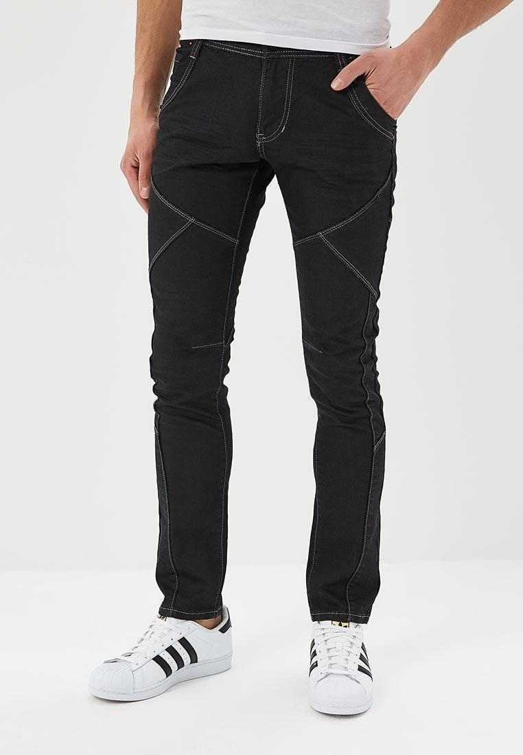 Мужские прямые джинсы Justboy B008-D968