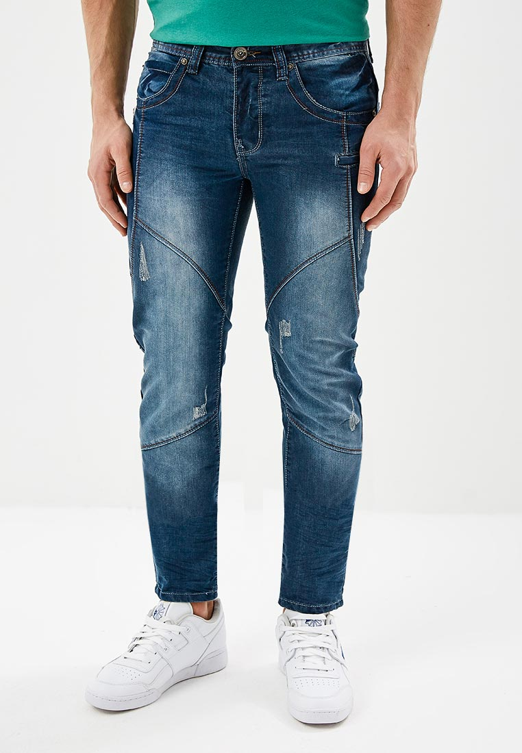 Зауженные джинсы Justboy B008-D989