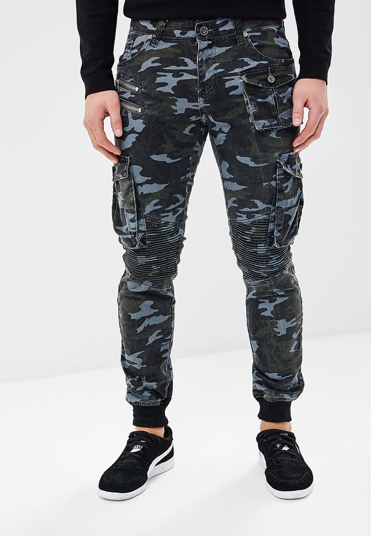 Мужские повседневные брюки Justboy B008-J015C