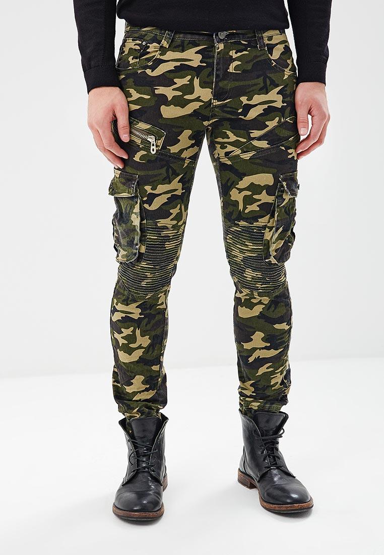 Мужские повседневные брюки Justboy B008-J016A