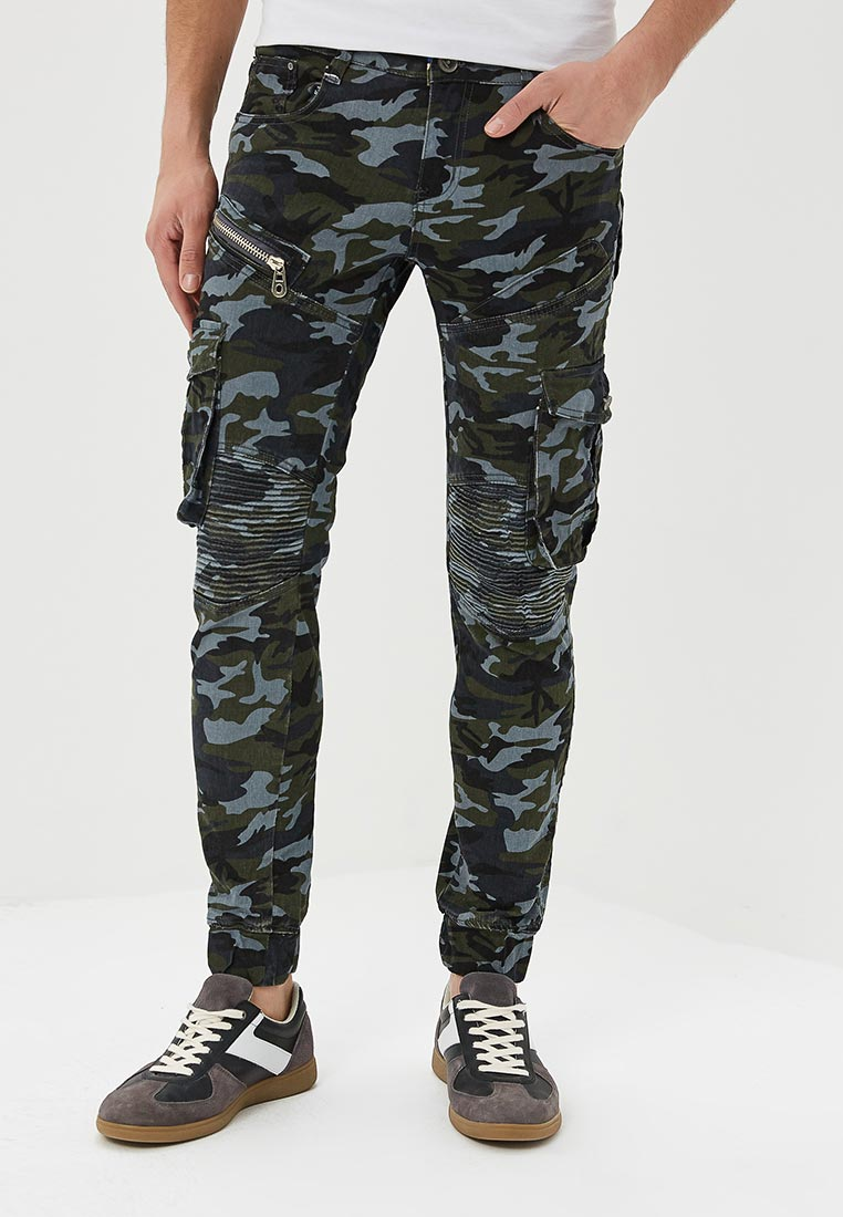 Мужские повседневные брюки Justboy B008-J016C