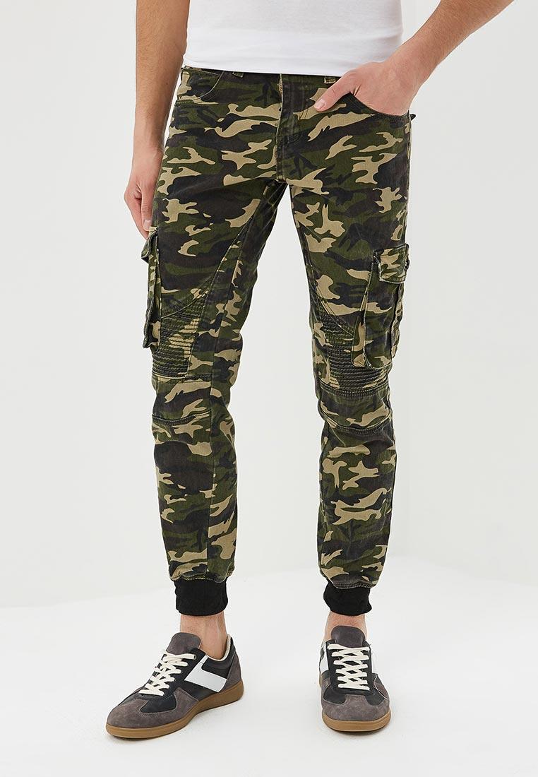 Мужские повседневные брюки Justboy B008-J017A