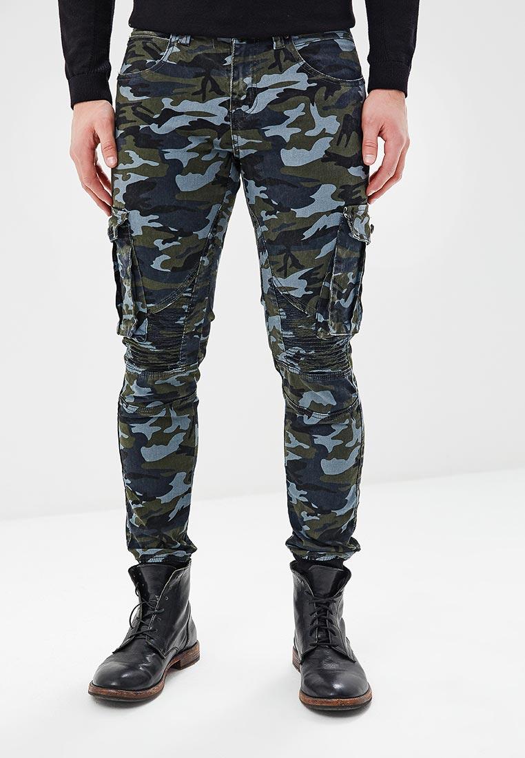 Мужские повседневные брюки Justboy B008-J017B