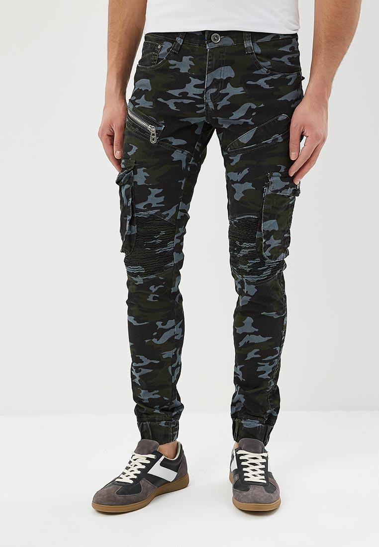Мужские повседневные брюки Justboy B008-J017C