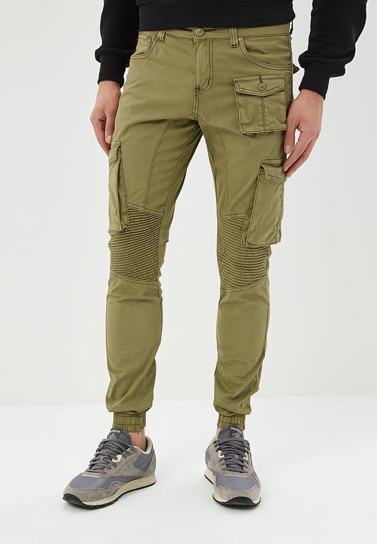 Мужские повседневные брюки Justboy B008-J1801A