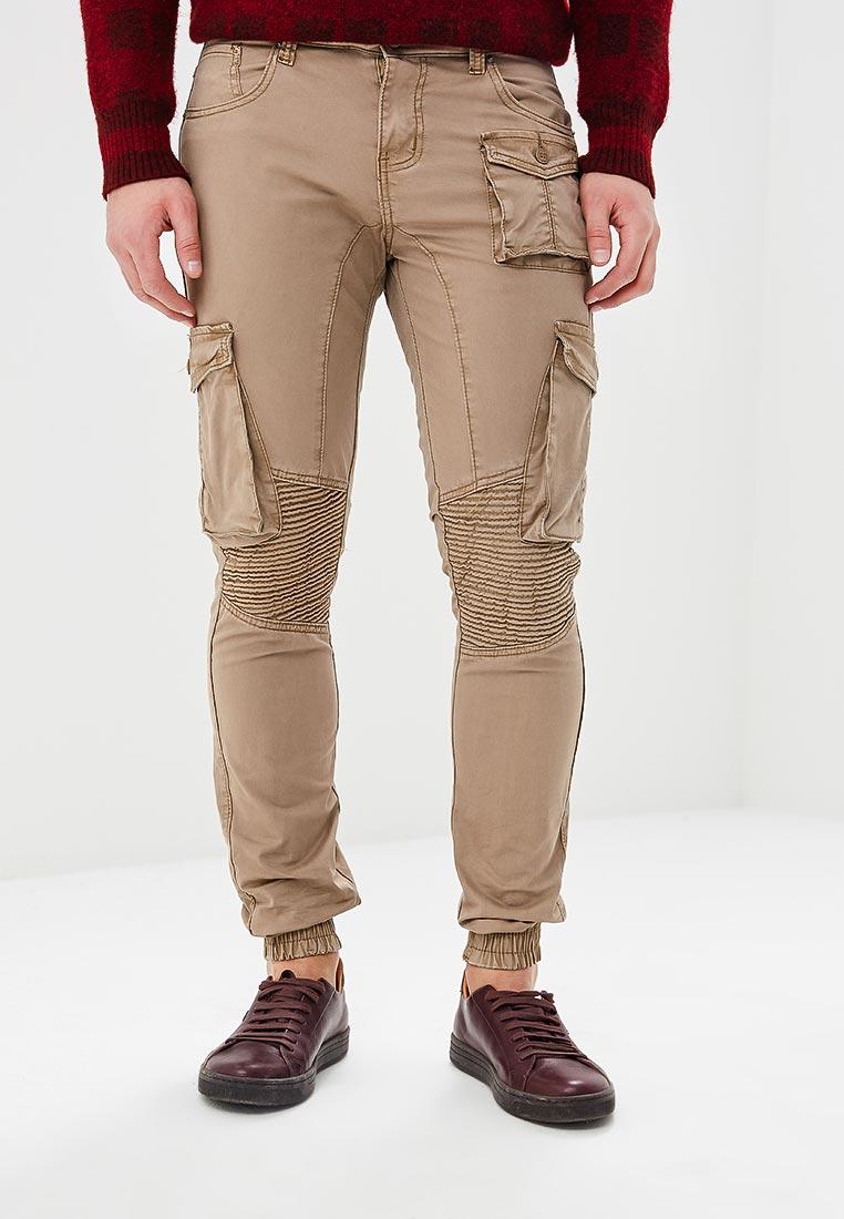 Мужские повседневные брюки Justboy B008-J1801B