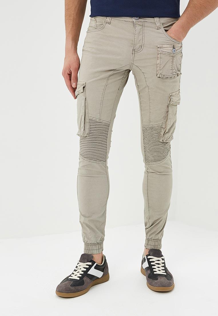 Мужские повседневные брюки Justboy B008-J1801C