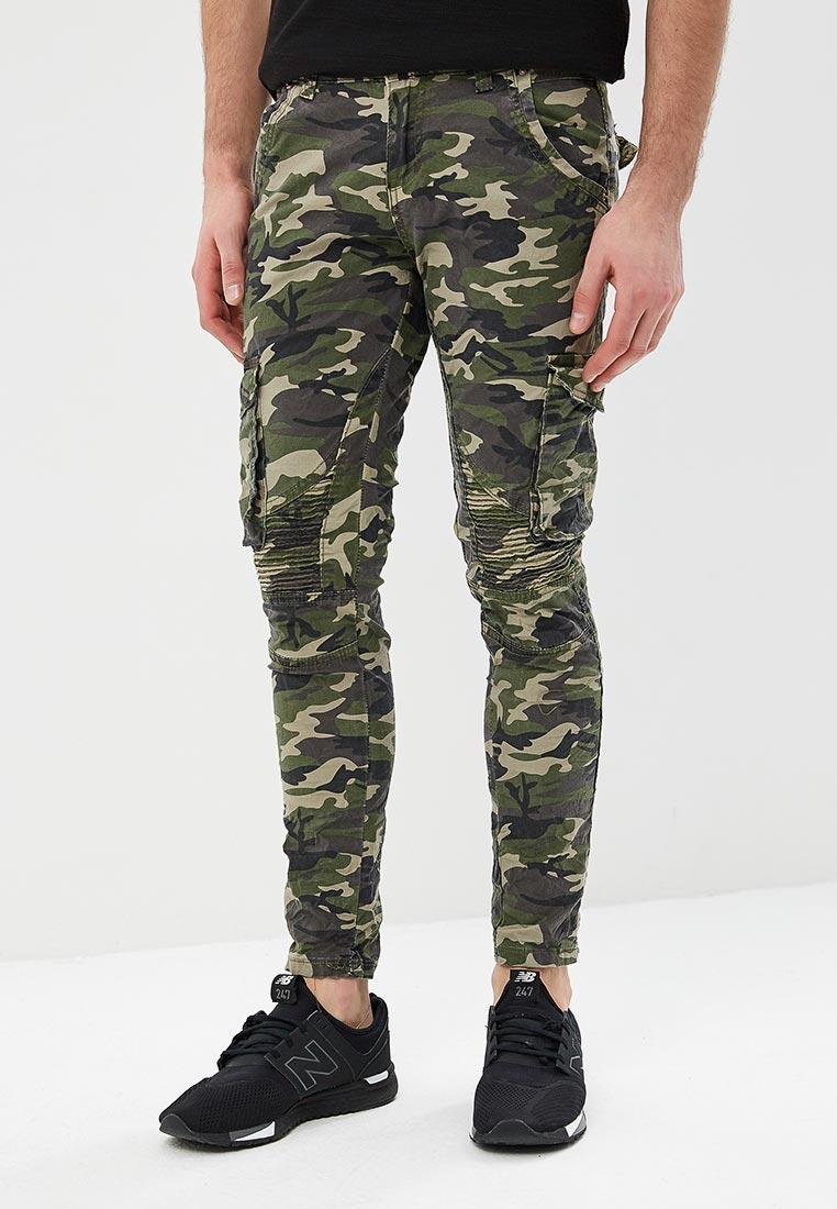 Мужские повседневные брюки Justboy B008-J1830