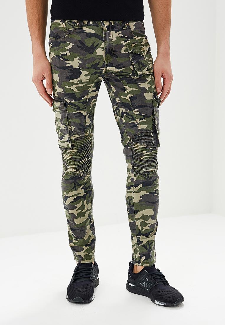 Мужские повседневные брюки Justboy B008-J1831