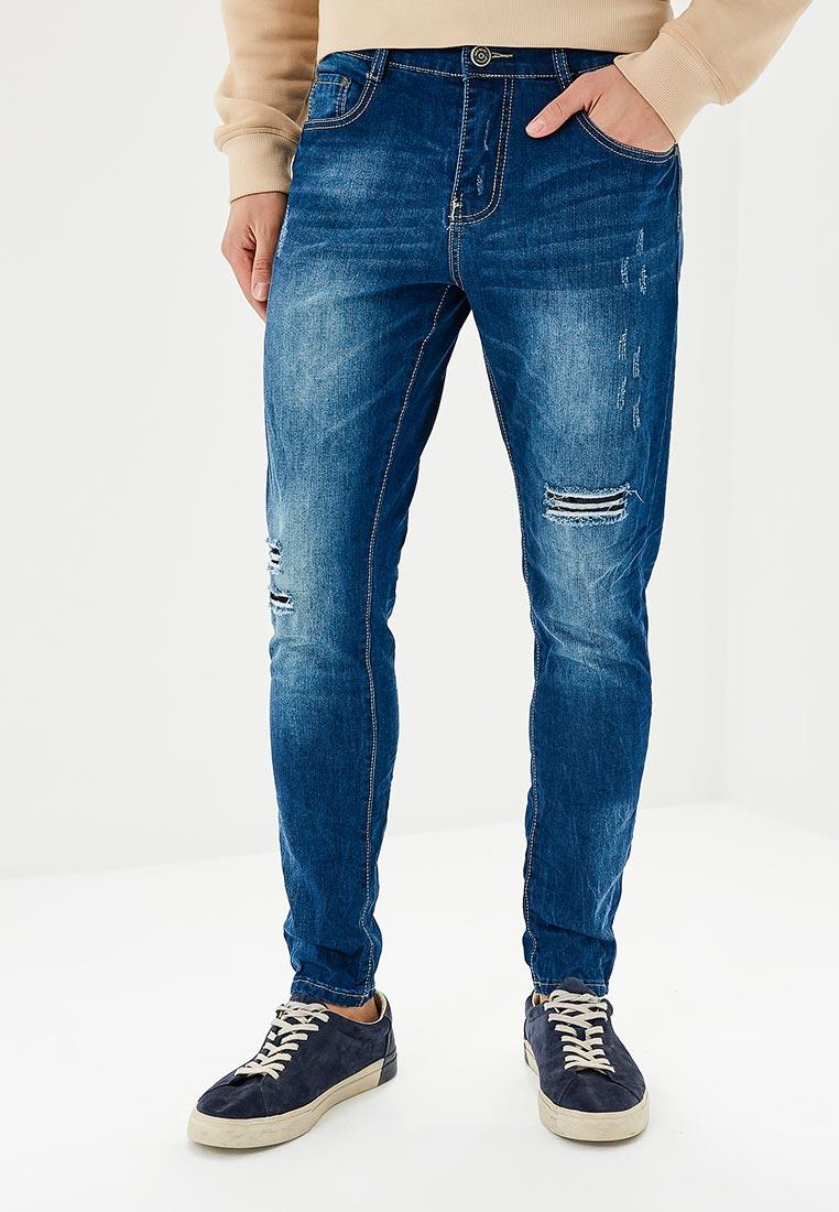Зауженные джинсы Justboy B008-J1862