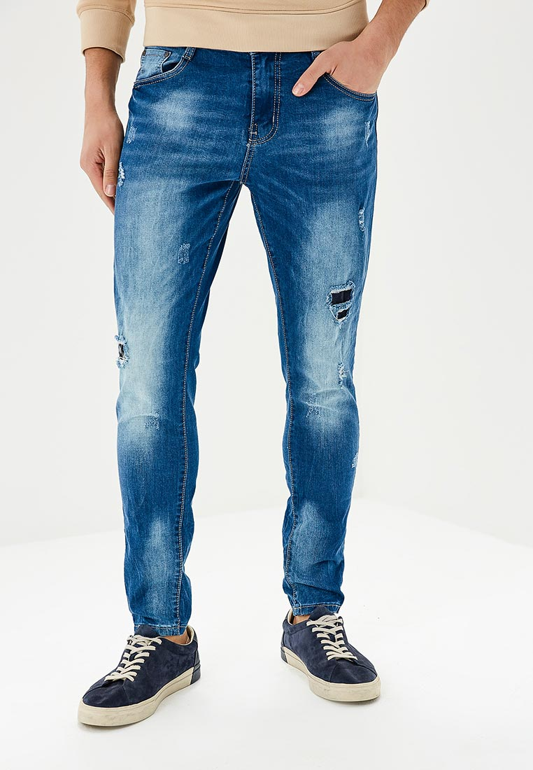 Зауженные джинсы Justboy B008-J1863
