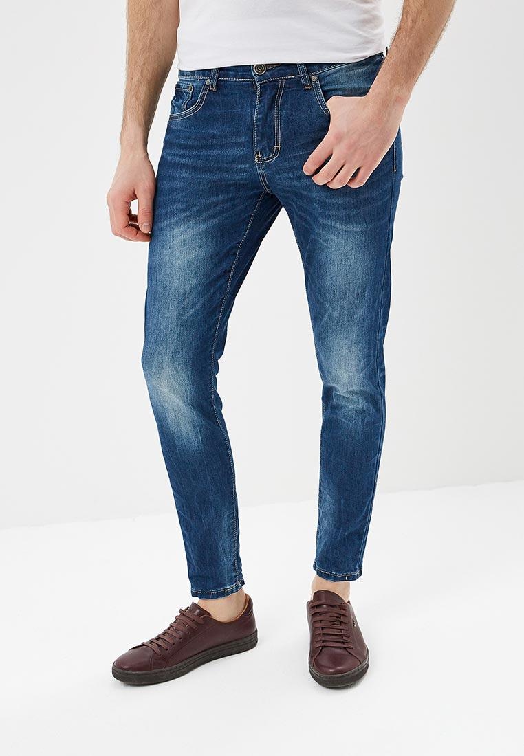 Зауженные джинсы Justboy B008-J1865