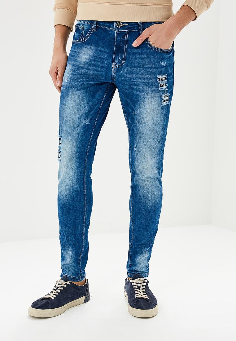 Зауженные джинсы Justboy B008-J1866