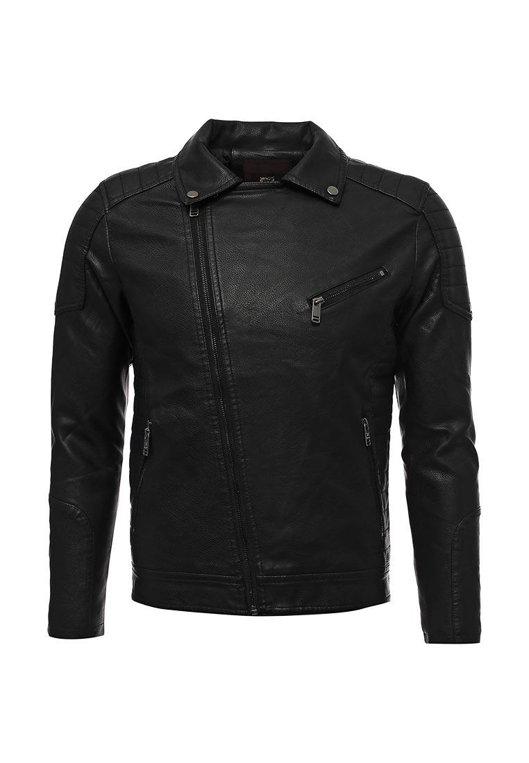Кожаная куртка Justboy B008-88703