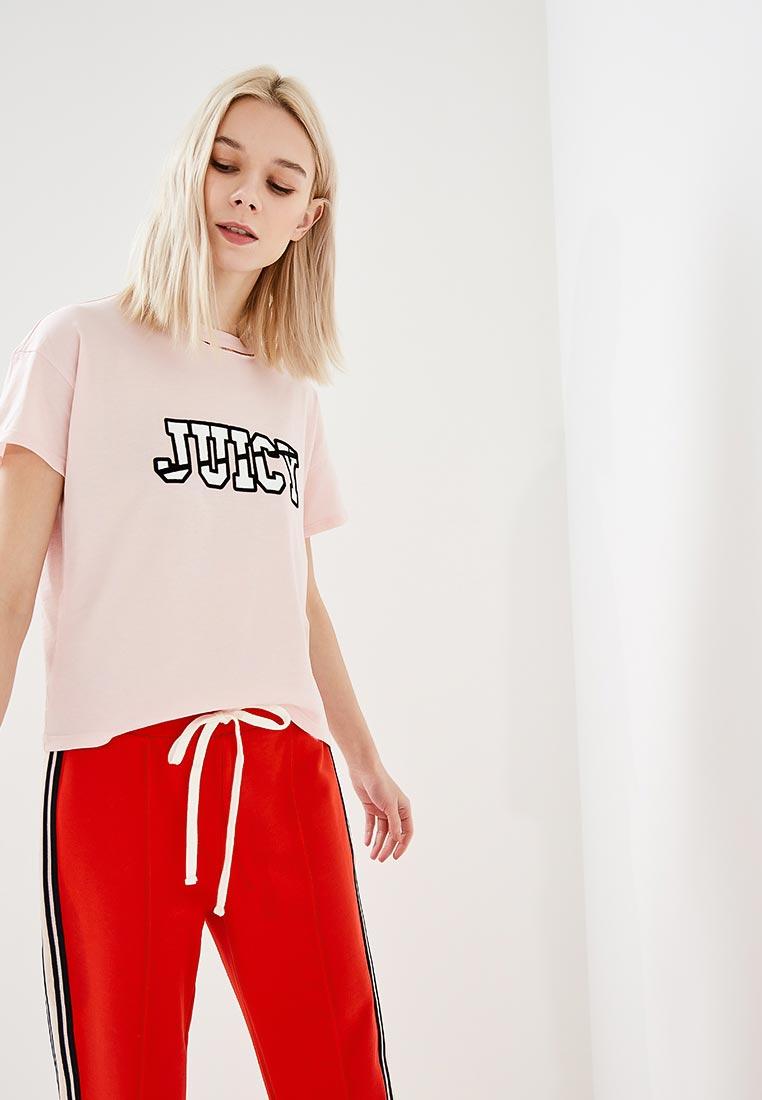 Футболка с коротким рукавом Juicy by Juicy Couture JWTKT120709