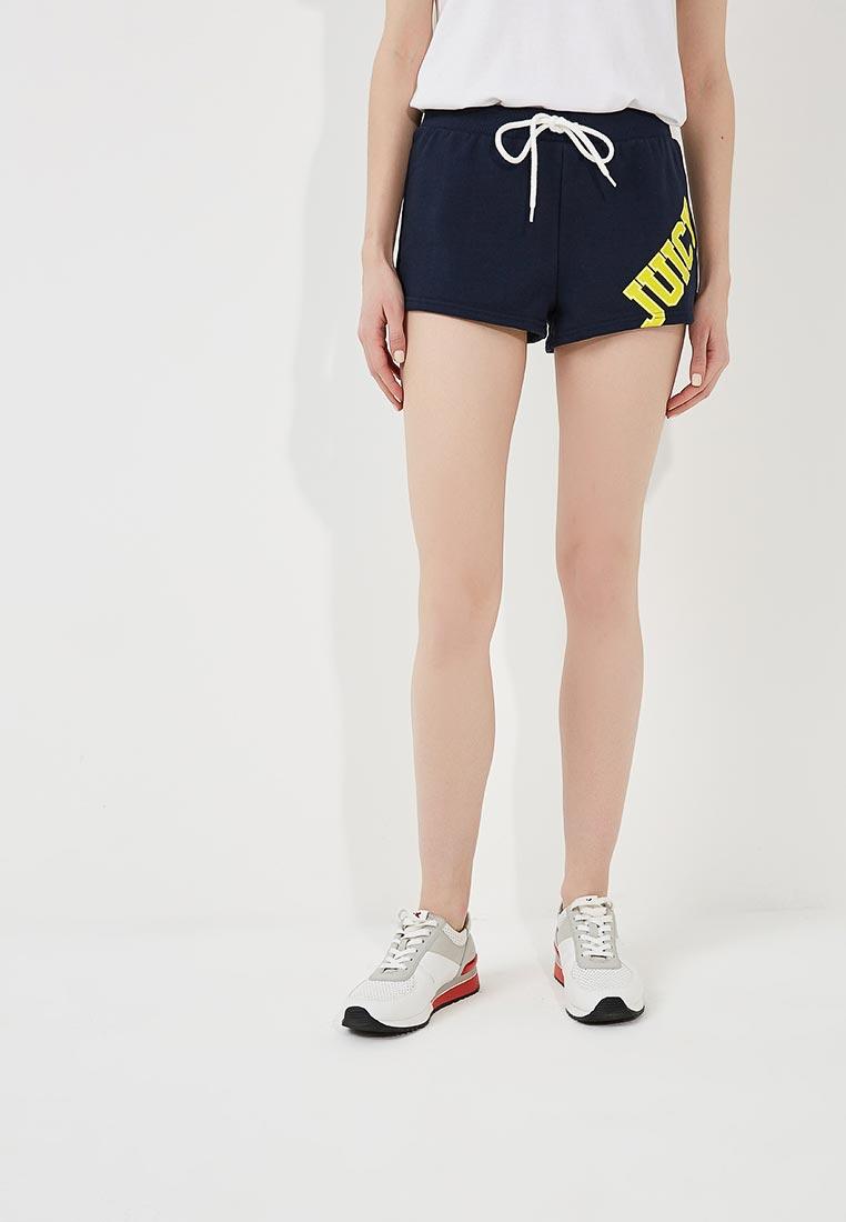 Женские спортивные шорты Juicy by Juicy Couture JWTKB121084