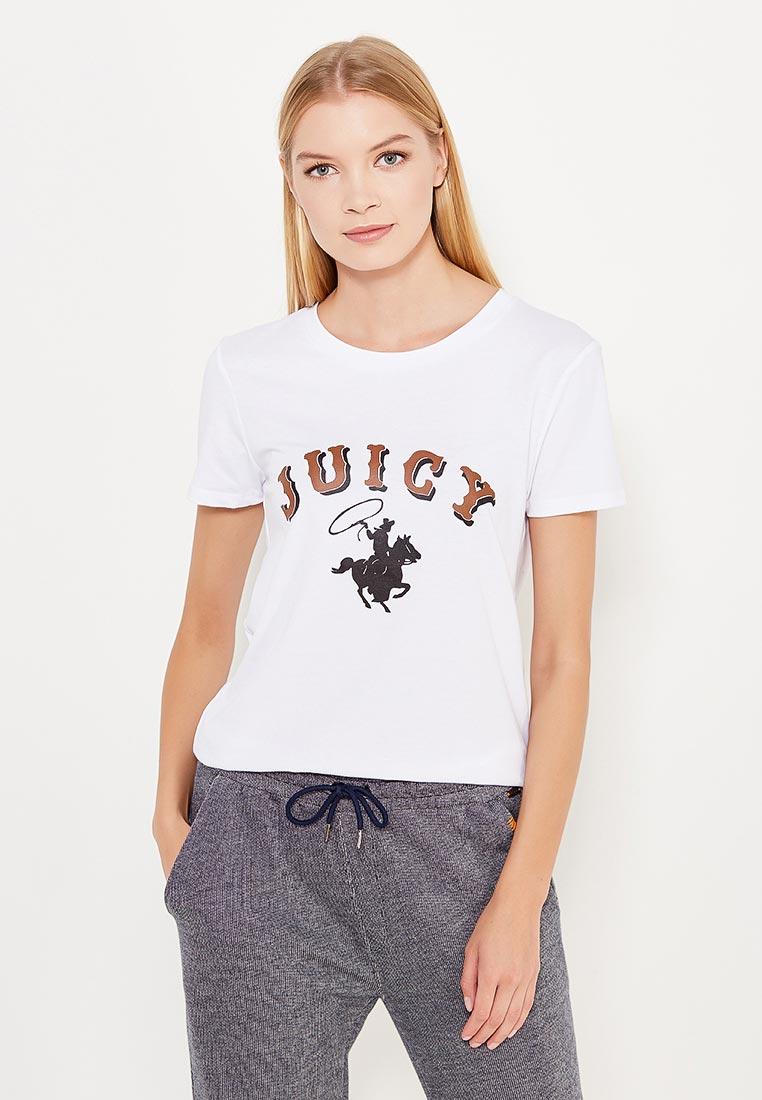 Футболка с коротким рукавом Juicy by Juicy Couture JWFKT96124