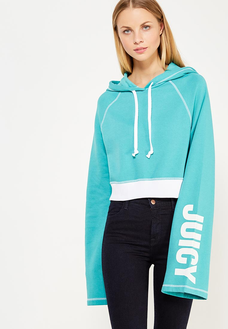 Женские худи Juicy by Juicy Couture JWTKT115023