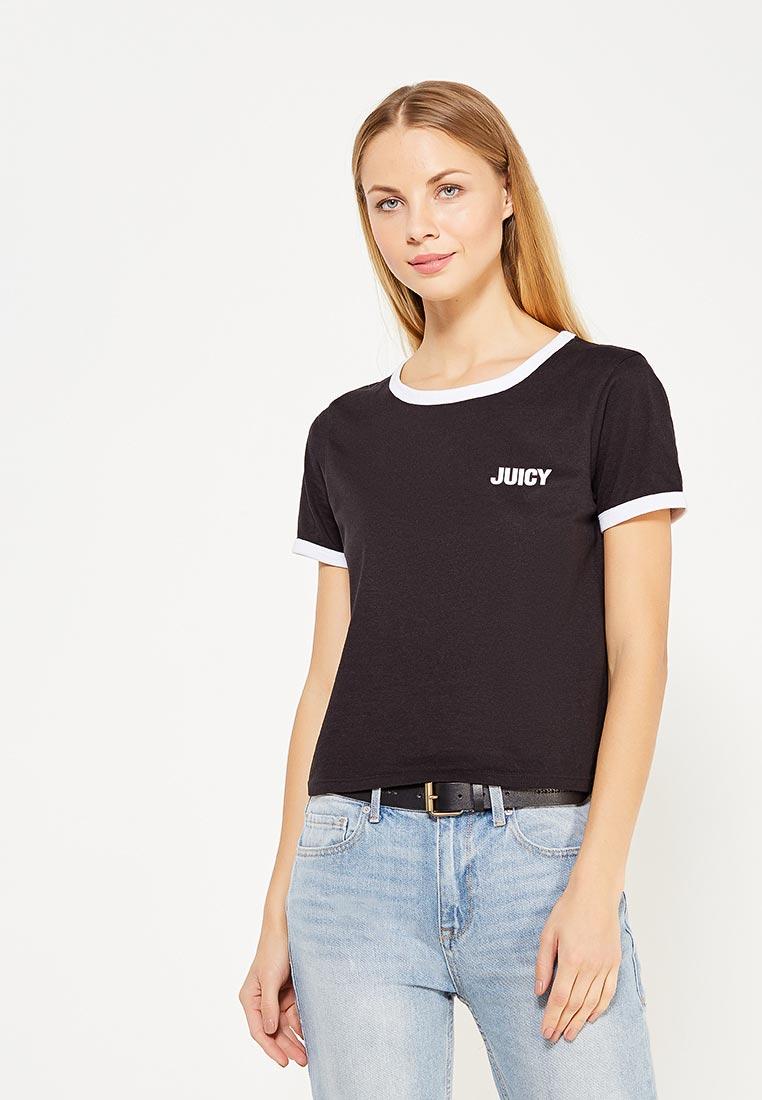 Футболка с коротким рукавом Juicy by Juicy Couture JWTKT115033