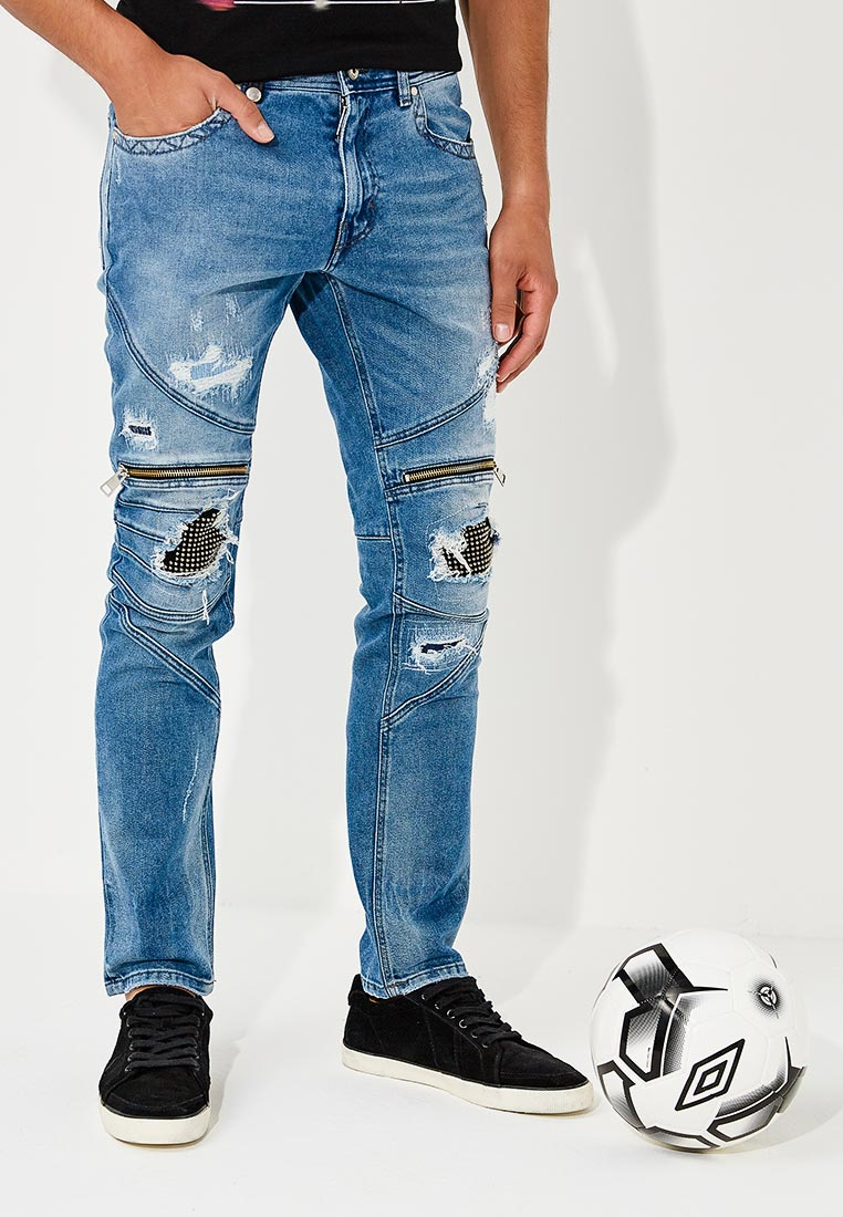 Зауженные джинсы Just Cavalli (Джаст Кавалли) s01ka0171