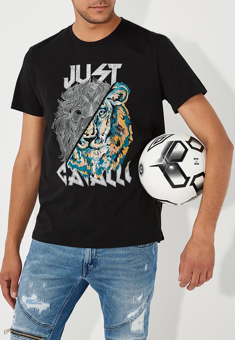 Футболка Just Cavalli (Джаст Кавалли) s01gc0501