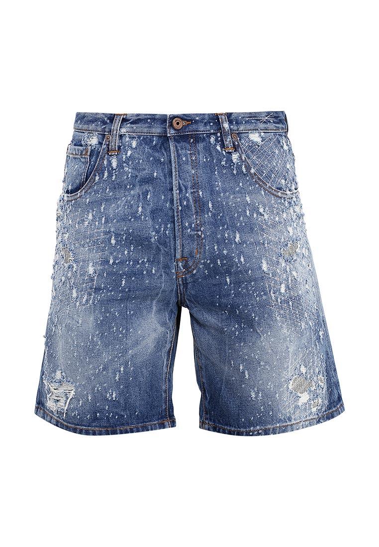 Мужские джинсовые шорты Just Cavalli s03mu0049
