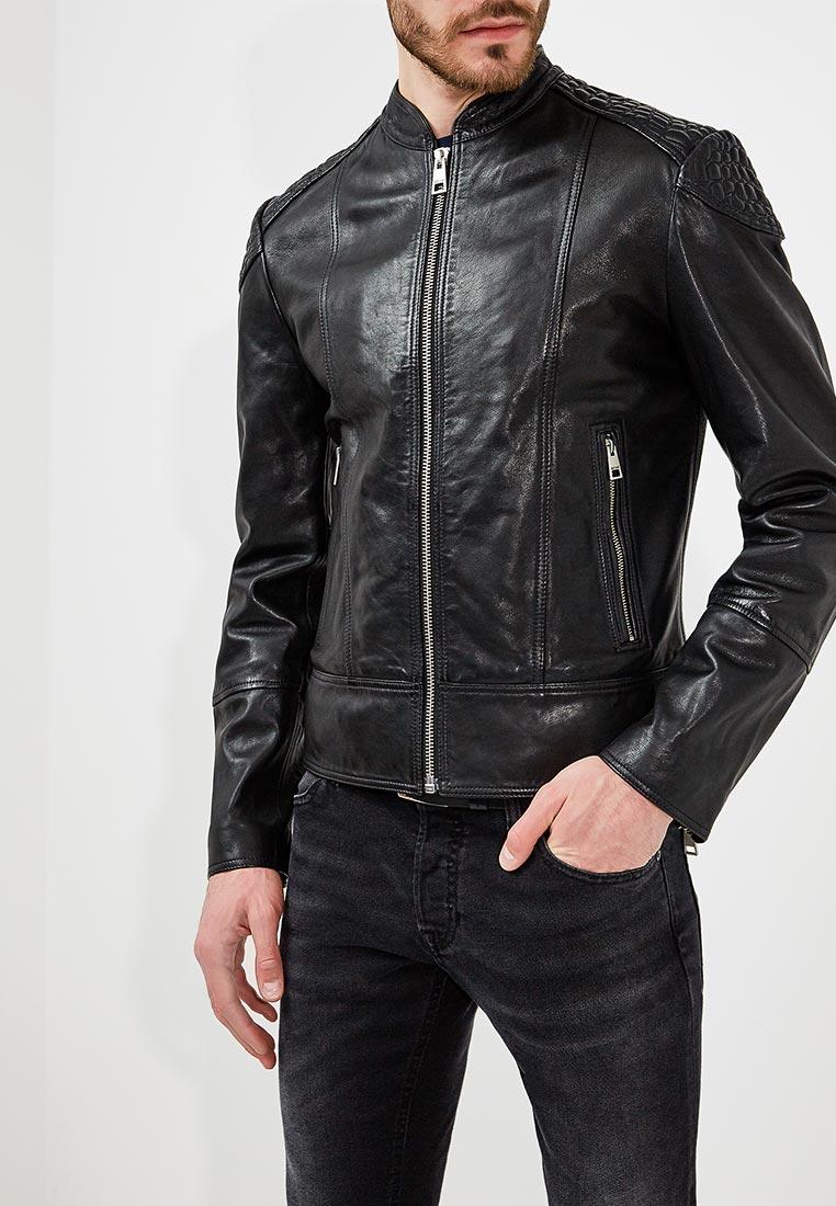 Кожаная куртка Just Cavalli (Джаст Кавалли) s01am0214
