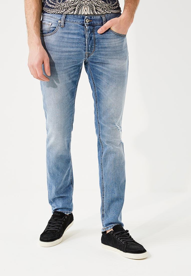 Зауженные джинсы Just Cavalli s01la0068