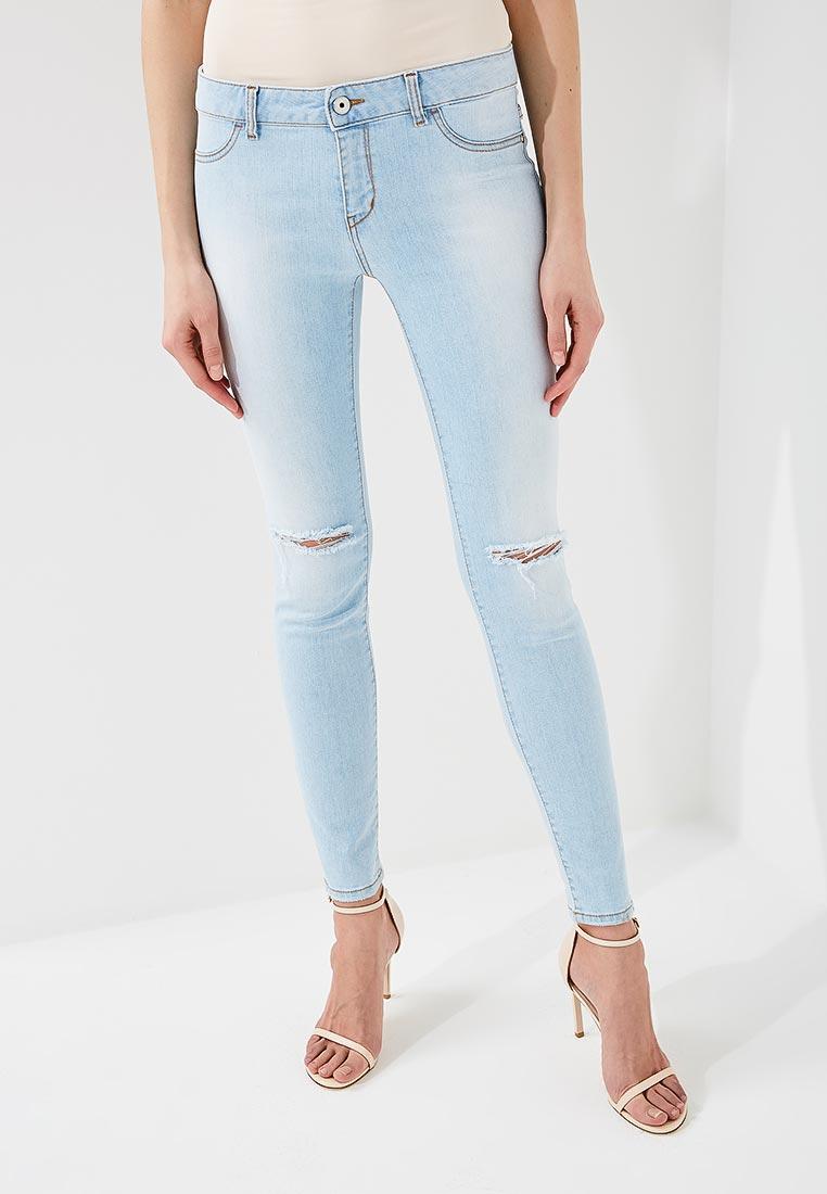 Зауженные джинсы Just Cavalli S04LA0117