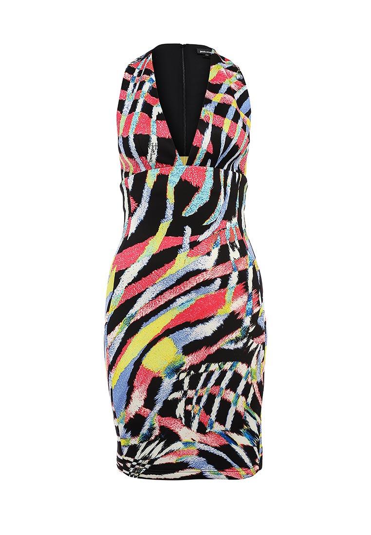 Платье-мини Just Cavalli S04CT0385N20843256S