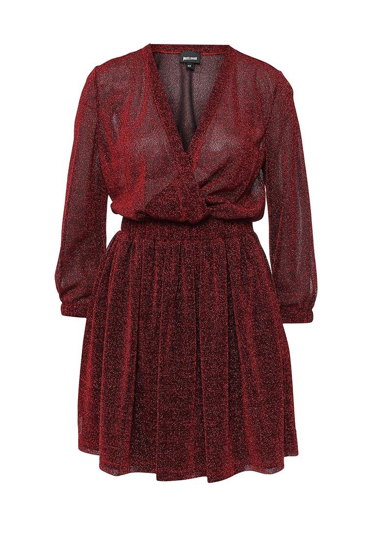 Платье-мини Just Cavalli S04ct0515N21103