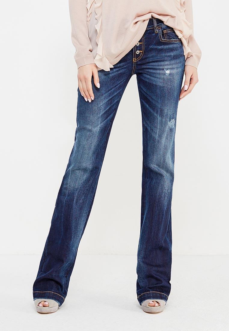 Широкие и расклешенные джинсы Just Cavalli S02LA0116