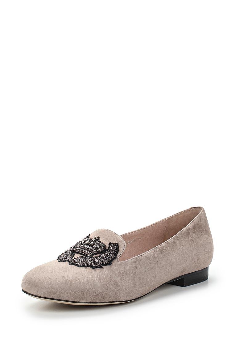 Женские лоферы Just Couture 7JC.LR64385.K
