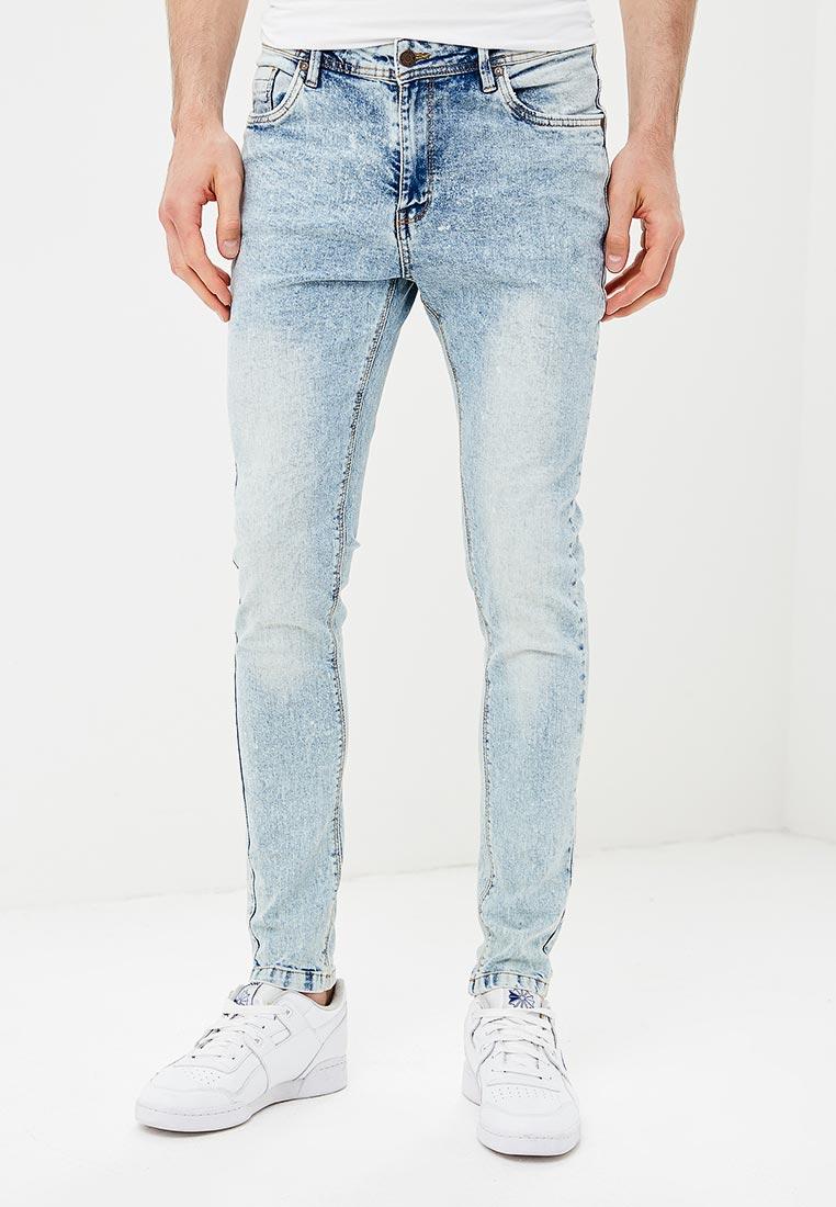 Зауженные джинсы Jvz 2771008