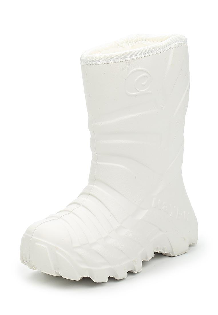 Резиновая обувь для мальчиков Каури 590 У