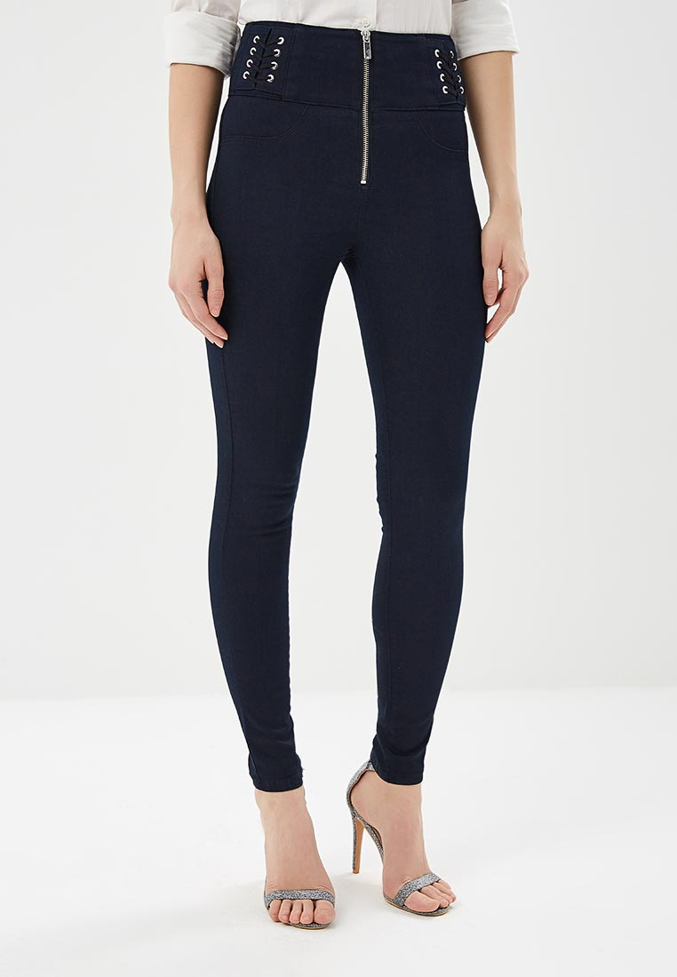Зауженные джинсы Karen Millen (Карен Миллен) PC024_DENIM_SS18
