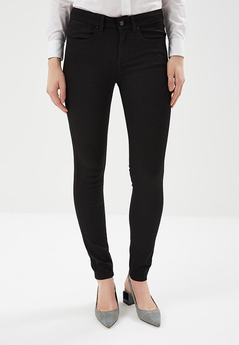 Зауженные джинсы Karen Millen PC098_BLACK_SS18
