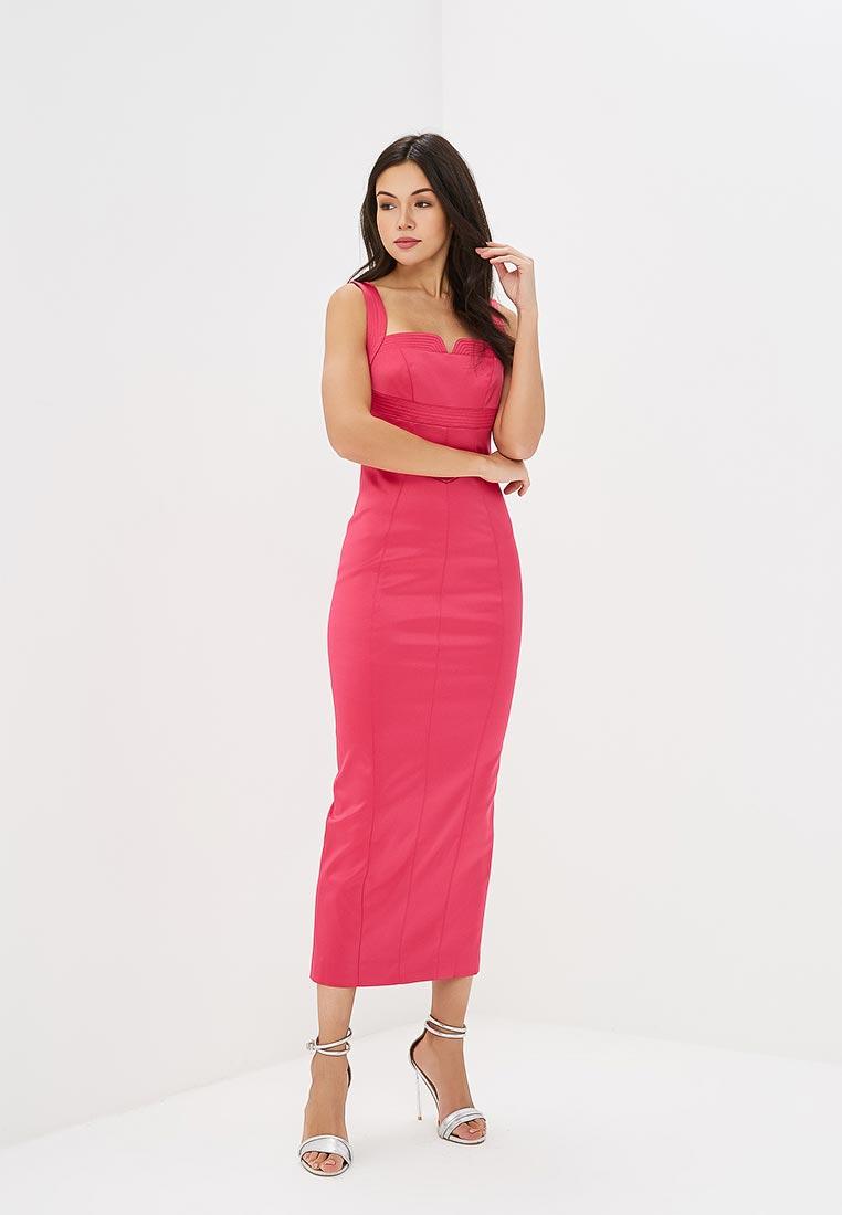 Вечернее / коктейльное платье Karen Millen DC126_PINK_SS18