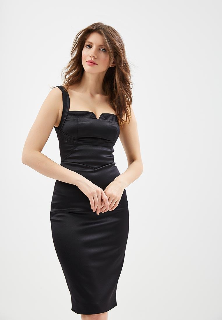 Вечернее / коктейльное платье Karen Millen DC198_BLACK_SS18
