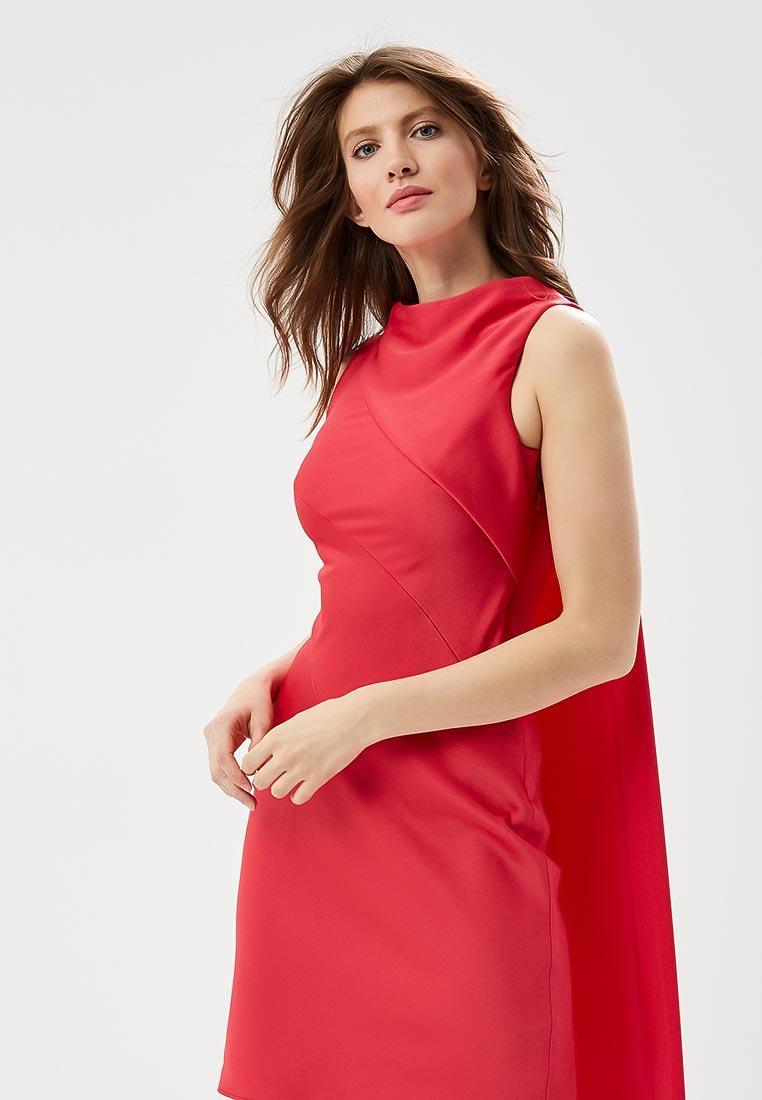 Вечернее / коктейльное платье Karen Millen DC265_PINK_SS18