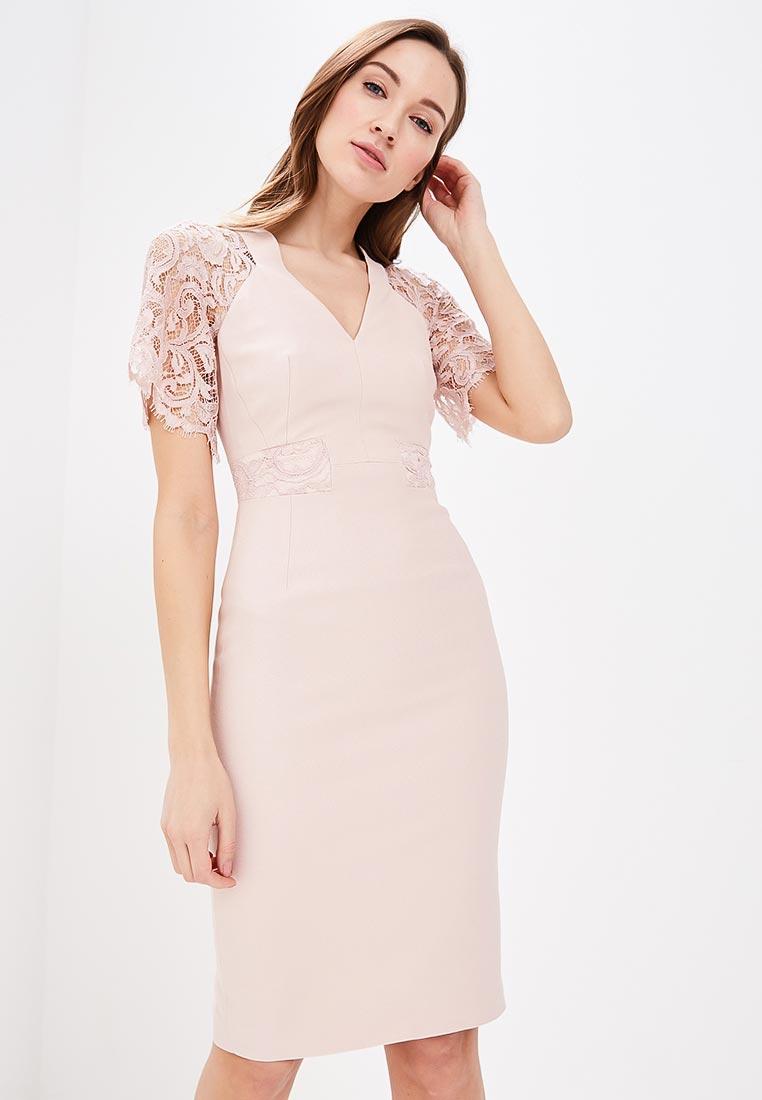 Платье Karen Millen (Карен Миллен) DC038_PALPIN_SS18