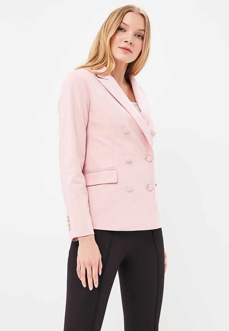 Женские зауженные брюки Karen Millen (Карен Миллен) PC011_BLACK_SS18