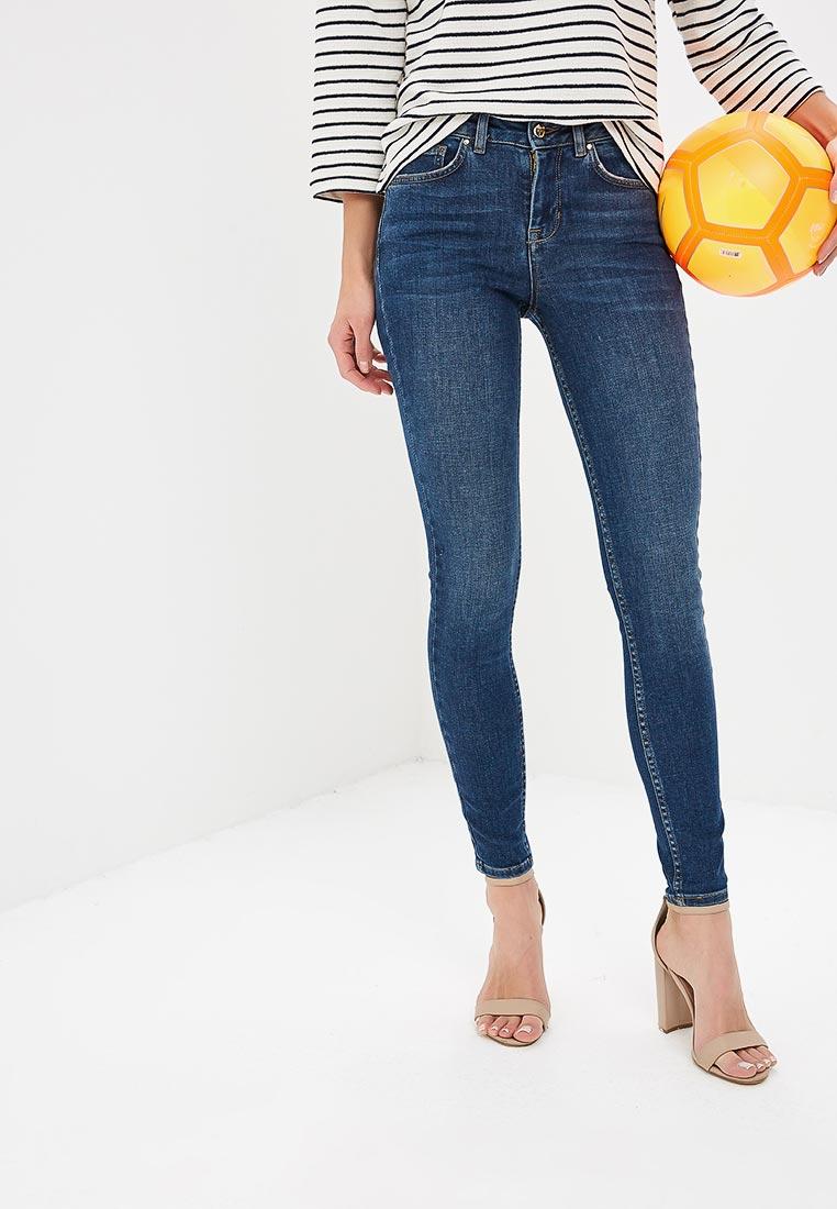 Зауженные джинсы Karen Millen (Карен Миллен) PC101_DENIM_SS18