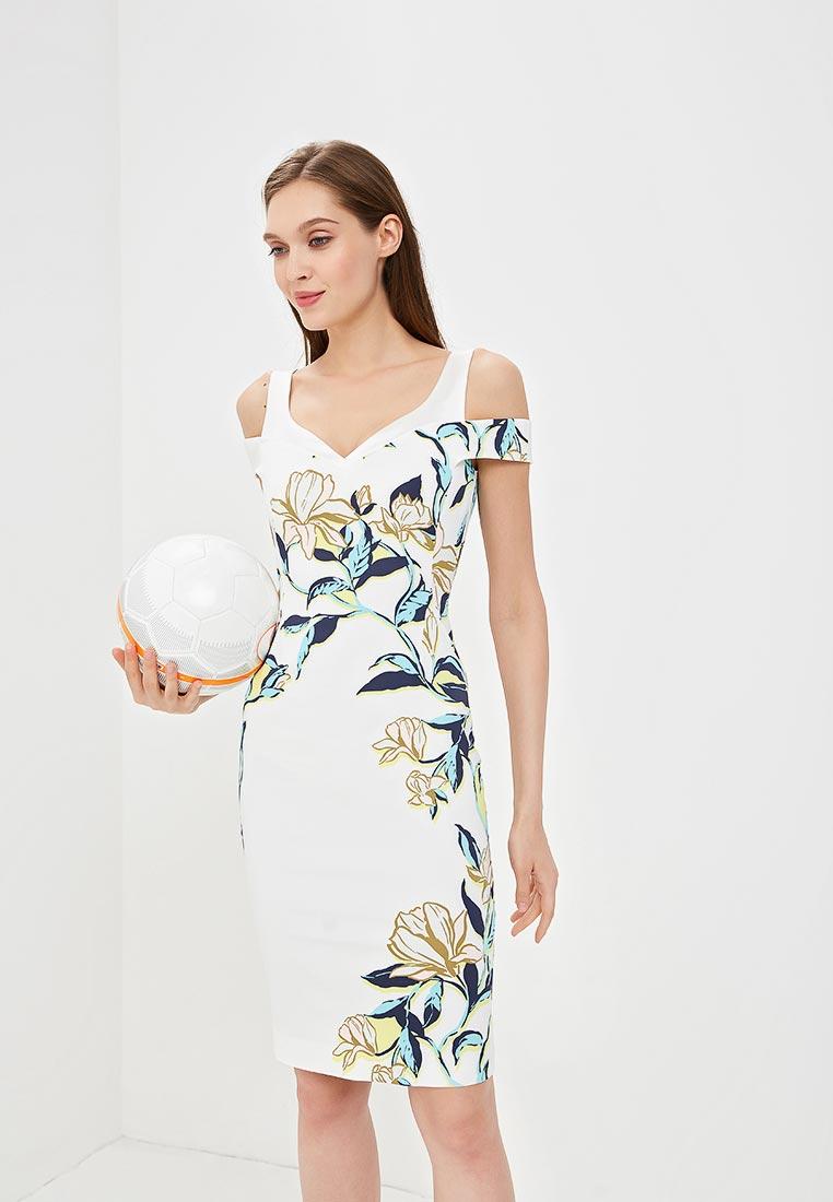 Платье Karen Millen (Карен Миллен) DC178_WHIMUL_SS18