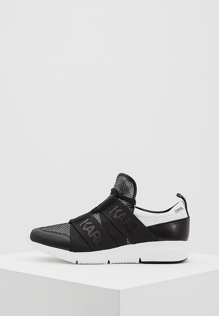 Женские кроссовки Karl Lagerfeld Kl61120
